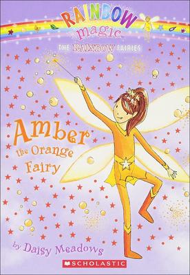 Amber the Orange Fairy - Meadows, Daisy