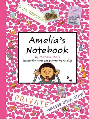 Amelia's Notebook - Moss, Marissa