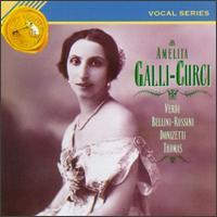 Amelita Galli-Curci - Amelita Galli-Curci (soprano); Clement Barone (flute); Francis J. Lapitino (harp); Homer Samuels (piano); Manuel Berenguer (flute)