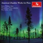 American Chamber Works for Flute