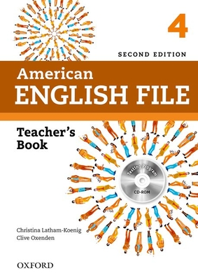 american english file 4 second edition