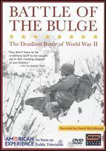 American Experience: Battle of the Bulge - The Deadliest Battle of World War II