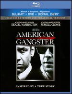 American Gangster [Extended] [Rated/Unrated] [With Tech Support for Dummies Trial] [Blu-ray/DVD] - Ridley Scott