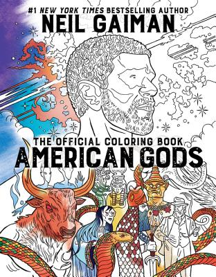 American Gods: The Official Coloring Book - Gaiman, Neil