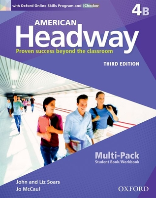 American Headway: Four: Multi-Pack B with Online Skills and iChecker: Proven Success Beyond the Classroom -