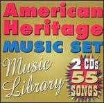 American Heritage Music Library: 55 Songs