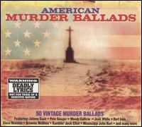 American Murder Ballads - Various Artists