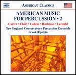 American Music for Percussion, Vol. 2