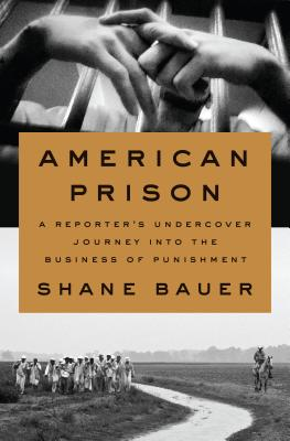 American Prison: A Reporter's Undercover Journey Into the Business of Punishment - Bauer, Shane