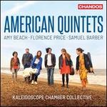 American Quintets: Amy Beach, Florence Price, Samuel Barber