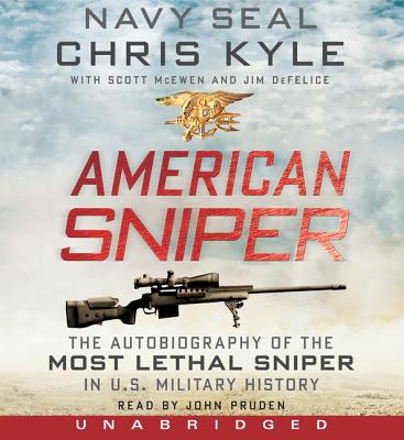 American Sniper CD: American Sniper CD - Kyle, Chris, and McEwen, Scott, and DeFelice, Jim (Read by)