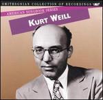 American Songbook Series: Kurt Weill