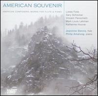 American Souvenir - Jeannine Dennis (flute); Philip Amalong (piano)