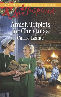 Amish Triplets for Christmas - Lighte, Carrie