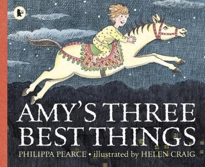 Amy's Three Best Things - Pearce, Philippa