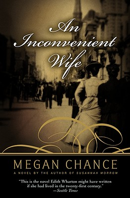 An Inconvenient Wife - Chance, Megan