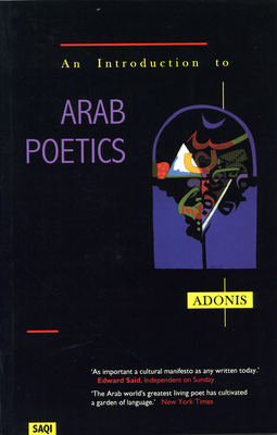 An Introduction to Arab Poetics - Adonis