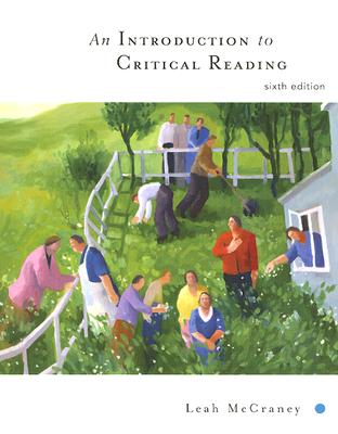 An Introduction to Critical Reading - McCraney, Leah
