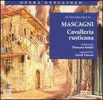 """An Introduction to Mascagni's """"Cavalleria rusticana"""""""