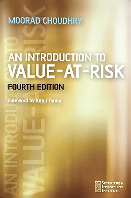 An Introduction to Value-At-Risk - Choudhry, Moorad, Mr.