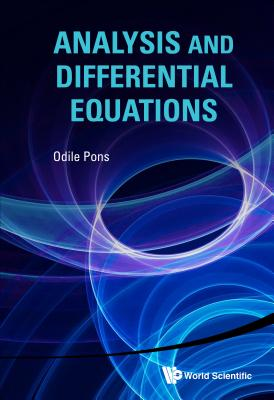 Analysis and Differential Equations - Pons, Odile