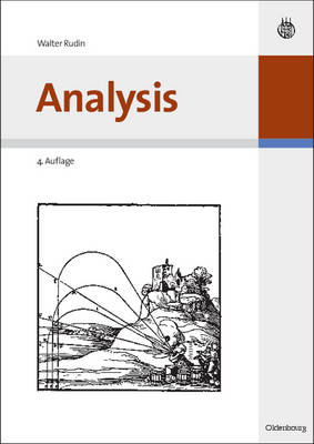 Analysis - Rudin, Walter