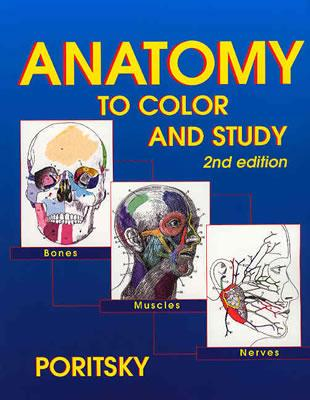 Anatomy to Color and Study - Poritsky, Ray