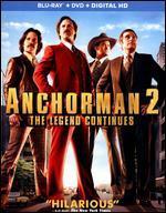 Anchorman 2: The Legend Continues [2 Discs] [Includes Digital Copy] [Blu-ray/DVD] - Adam McKay