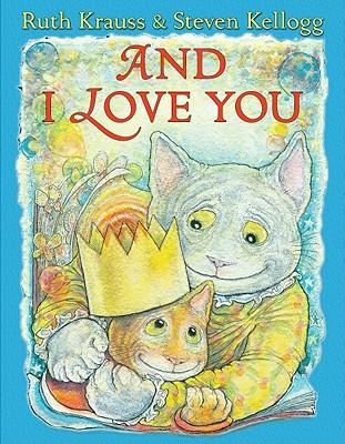 And I Love You - Krauss, Ruth