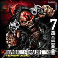 And Justice for None - Clean Version [Deluxe Ed.] - Five Finger Death Punch