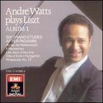 André Watts Plays Liszt - Album 1