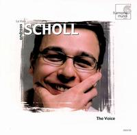 Andreas Scholl: The Voice - Akademie für Alte Musik, Berlin; Alix Verzier (cello); Andreas Martin (lute); Andreas Scholl (counter tenor);...