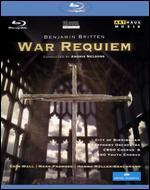 Andris Nelsons/City of Birmingham Symphony Orchestra: Benjamin Britten - War Requiem [Blu-ray]
