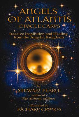 Angels of Atlantis: Oracle Cards - Pearce, Stewart, and Crookes, Richard (Illustrator)