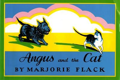 Angus and the Cat - Flack, Marjorie