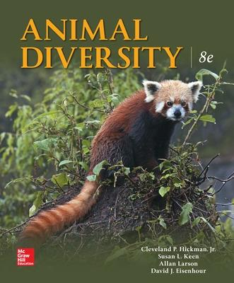 Animal Diversity - Hickman, Cleveland, and Roberts, Larry, and Keen, Susan