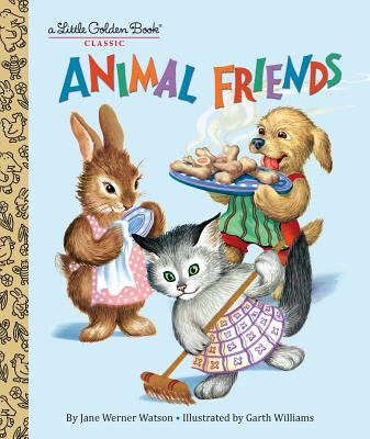 Animal Friends - Watson, Jane Werner