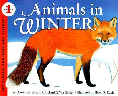 Animals in Winter - Van Gelder, Richard G, Professor