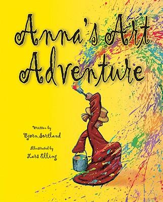 Anna's Art Adventure - Sortland, Bjorn