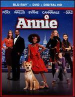 Annie [2 Discs] [Includes Digital Copy] [Blu-ray/DVD]