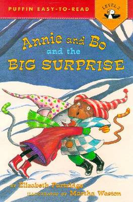 Annie and Bo and the Big Surprise - Partridge, Elizabeth