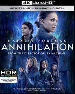 Annihilation [4K Ultra HD Blu-ray/Blu-ray]