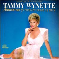 Anniversary: 20 Years of Hits [20 Tracks] - Tammy Wynette