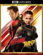 Ant-Man and the Wasp [4K Ultra HD Blu-ray/Blu-ray] - Peyton Reed