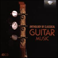 Anthology of Classical Guitar Music - Alberto Mesirca (guitar); Alessandro Schillaci (double bass); Alessio Nebiolo (guitar); Alfonso Baschiera (guitar);...