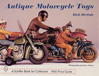 Antique Motorcycle Toys - Bertoia, Rich