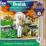 Antonín Dvorák: String Quartets Nos. 12 & 13