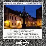 Antonín Dvorák: Violin Concertos/Cello Concerto