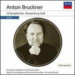 Anton Bruckner: 10 Symphonien; Ouvertüre g-moll