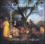 Anton Casimir Cartellieri: Clarinet Quartets, Vol. 1